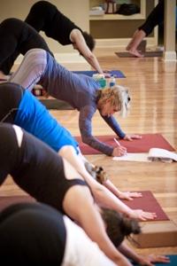 yoga karen moss